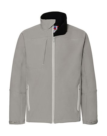 Russell Europe: Men`s Bionic Softshell Jacket R-410M-0  – Bild 2