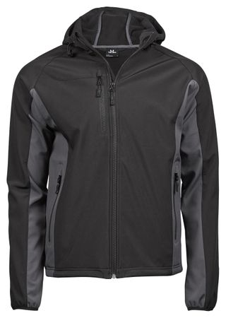 Tee Jays: Hooded Lightweight Performance Softshell 9514  – Bild 2