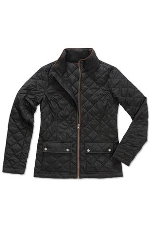 Stedman: Women`s Active Quilted Jacket ST5360  – Bild 2