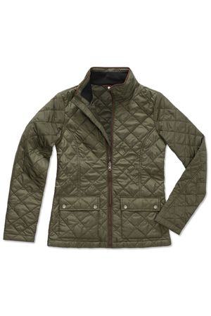 Stedman: Women`s Active Quilted Jacket ST5360  – Bild 3