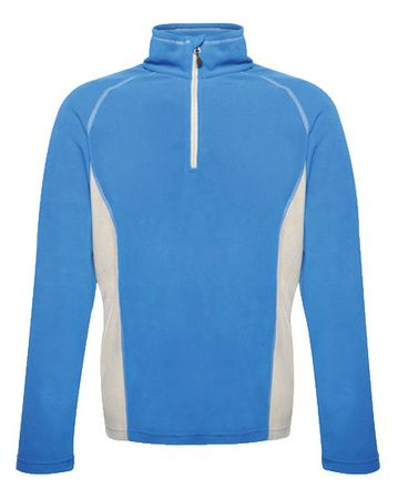 Regatta: Ashmore Half Zip Fleece TRF505  – Bild 7