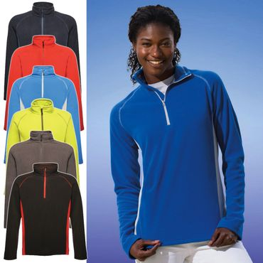 Regatta: Ashmore Half Zip Fleece TRF505  – Bild 1