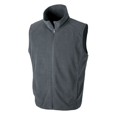 Result: Micro Fleece Gilet R116X  – Bild 3