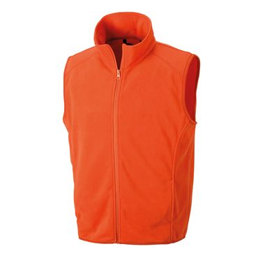 Result: Micro Fleece Gilet R116X  – Bild 6