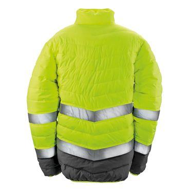 Result: Soft Padded Safety Jacket R325M  – Bild 3