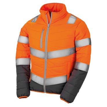 Result: Soft Padded Safety Jacket R325M  – Bild 4