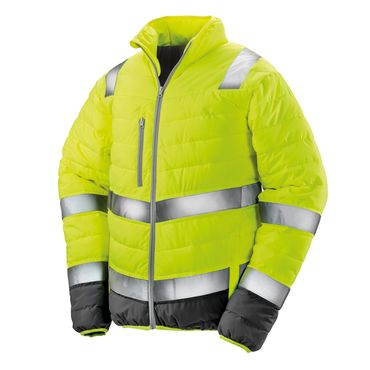 Result: Soft Padded Safety Jacket R325M  – Bild 2