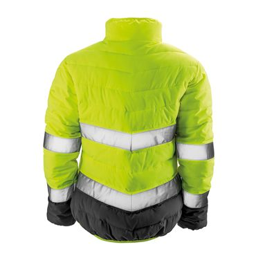 Result: Women`s Soft Padded Safety Jacket R325F  – Bild 4