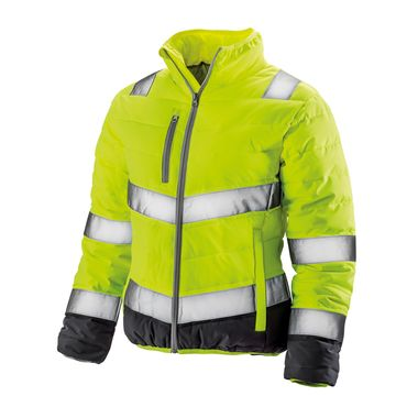 Result: Women`s Soft Padded Safety Jacket R325F  – Bild 3