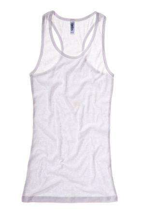 Bella+Canvas: Sheer Mini Rib Racerback Tank Top 8770:00:00 – Bild 2
