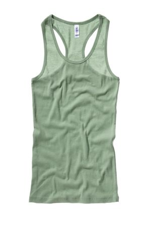 Bella+Canvas: Sheer Mini Rib Racerback Tank Top 8770:00:00 – Bild 9
