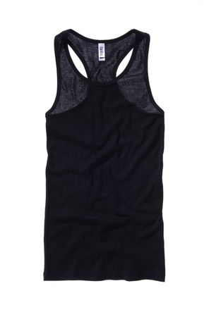 Bella+Canvas: Sheer Mini Rib Racerback Tank Top 8770:00:00 – Bild 3