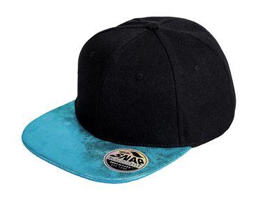 Result Caps: Bronx Glitter Flat Peak Snapback Cap RC087X – Bild 6
