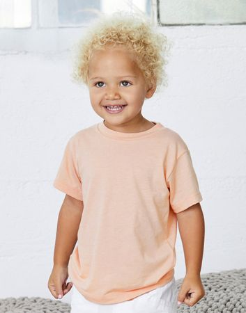 Bella: Toddler Triblend Short Sleeve Tee 3413T – Bild 4