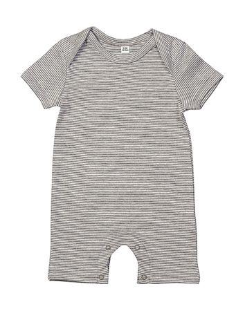BabyBugz: Baby Striped Playsuit BZ48 – Bild 4