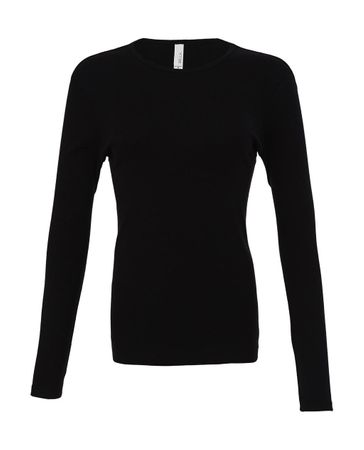 Bella+Canvas: Long Sleeve T-Shirt 5001:00:00 – Bild 3