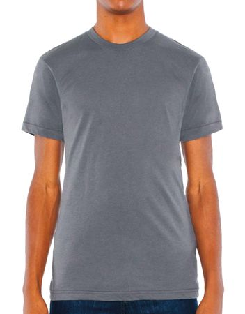 American Apparel: Unisex Poly-Cotton T-Shirt BB401W – Bild 5