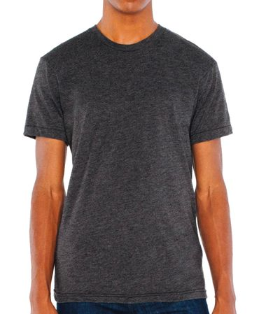 American Apparel: Unisex Poly-Cotton T-Shirt BB401W – Bild 6