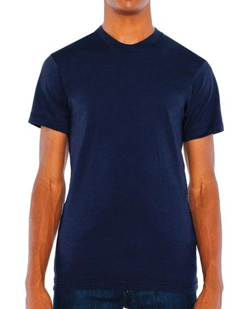 American Apparel: Unisex Poly-Cotton T-Shirt BB401W – Bild 7