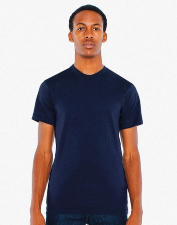 American Apparel: Unisex Poly-Cotton T-Shirt BB401W – Bild 3