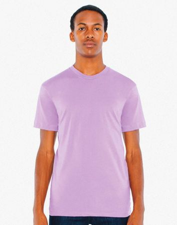 American Apparel: Unisex Poly-Cotton T-Shirt BB401W – Bild 2