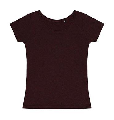 nakedshirt: Nancy Triblend Women`s Favourite T-Shirt TF-SSL-R-TB111 – Bild 9