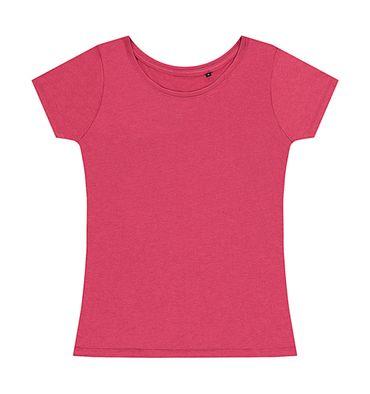 nakedshirt: Nancy Triblend Women`s Favourite T-Shirt TF-SSL-R-TB111 – Bild 14