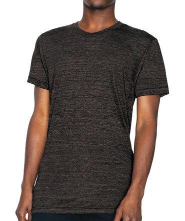 American Apparel: Unisex Tri-Blend Track T-Shirt TR401W – Bild 8