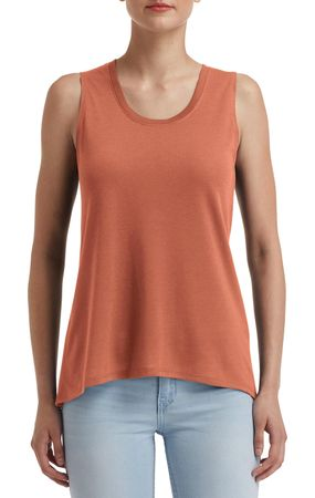 Anvil: Women`s Freedom Sleeveless Tee 37PVL – Bild 7
