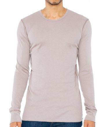 American Apparel: Unisex Baby Thermal LS T-Shirt T407W – Bild 7