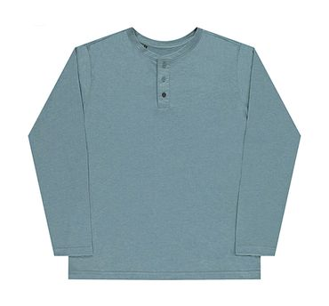 nakedshirt: Aden Men`s LS Henley T-Shirt TM-LSL-B-TB041 – Bild 6