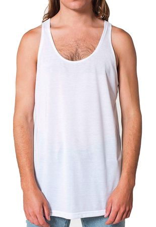 American Apparel: Unisex Sublimation Tank PL408W – Bild 2