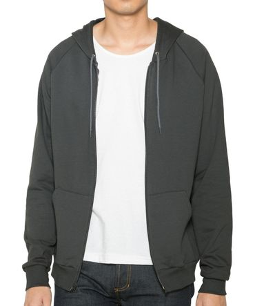 American Apparel: Unisex California Zip Hooded Sweat 5497W – Bild 6
