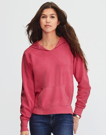 Comfort Colors: Ladies Hooded Sweatshirt 1595 – Bild 2
