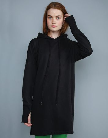 Mantis: Women`s Hoodie Dress M142 – Bild 2