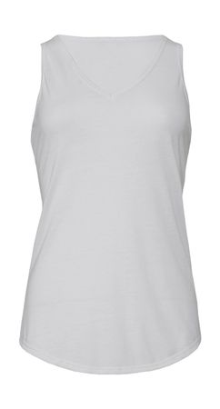Bella+Canvas: Flowy V-Neck Tank 8805 – Bild 2