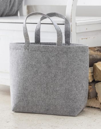 Bags by JASSZ: Large Felt Shopper FE-4631 LFS – Bild 4