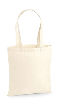 Westford Mill: Premium Cotton Tote W201 – Bild 3