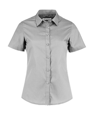 Kustom Kit: Women`s Poplin Shirt KK241 – Bild 10