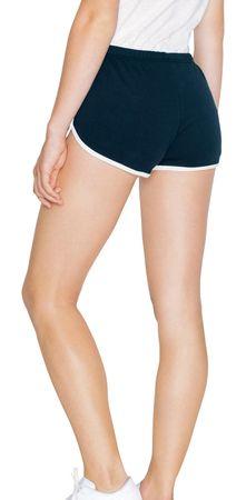 American Apparel: Women`s Interlock Running Shorts 7301W – Bild 10