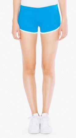 American Apparel: Women`s Interlock Running Shorts 7301W – Bild 14
