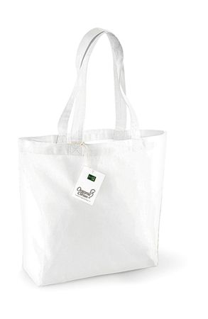 Westford Mill: Organic Cotton Shopper W180 – Bild 2