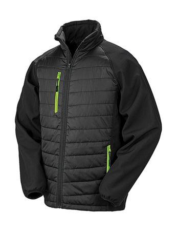 Result: Black Compass Padded Softshell Jacket R237X – Bild 4