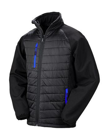 Result: Black Compass Padded Softshell Jacket R237X – Bild 6