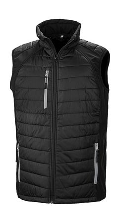 Result: Black Compass Padded Softshell Gilet R238X – Bild 2