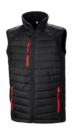 Result: Black Compass Padded Softshell Gilet R238X – Bild 3