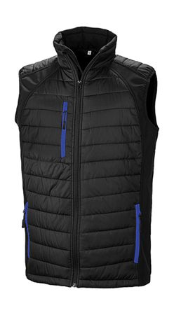 Result: Black Compass Padded Softshell Gilet R238X – Bild 6