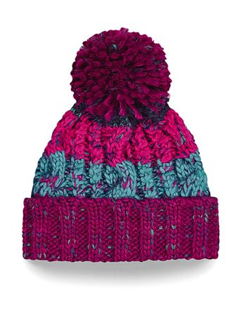 Beechfield: Infant/Junior Corkscrew Beanie B486a/B486b – Bild 5