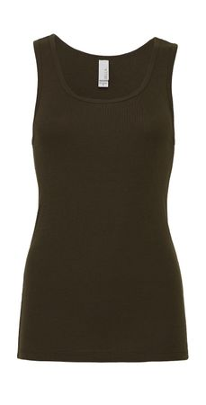 Bella+Canvas: Rib Tank Top 1080:00:00 – Bild 13