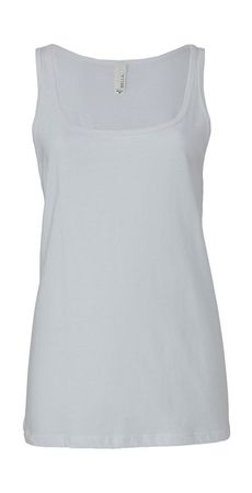 Bella+Canvas: Women`s Relaxed Jersey Tank 6488 – Bild 2